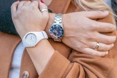 Montre Ice Watch Steel et Glam