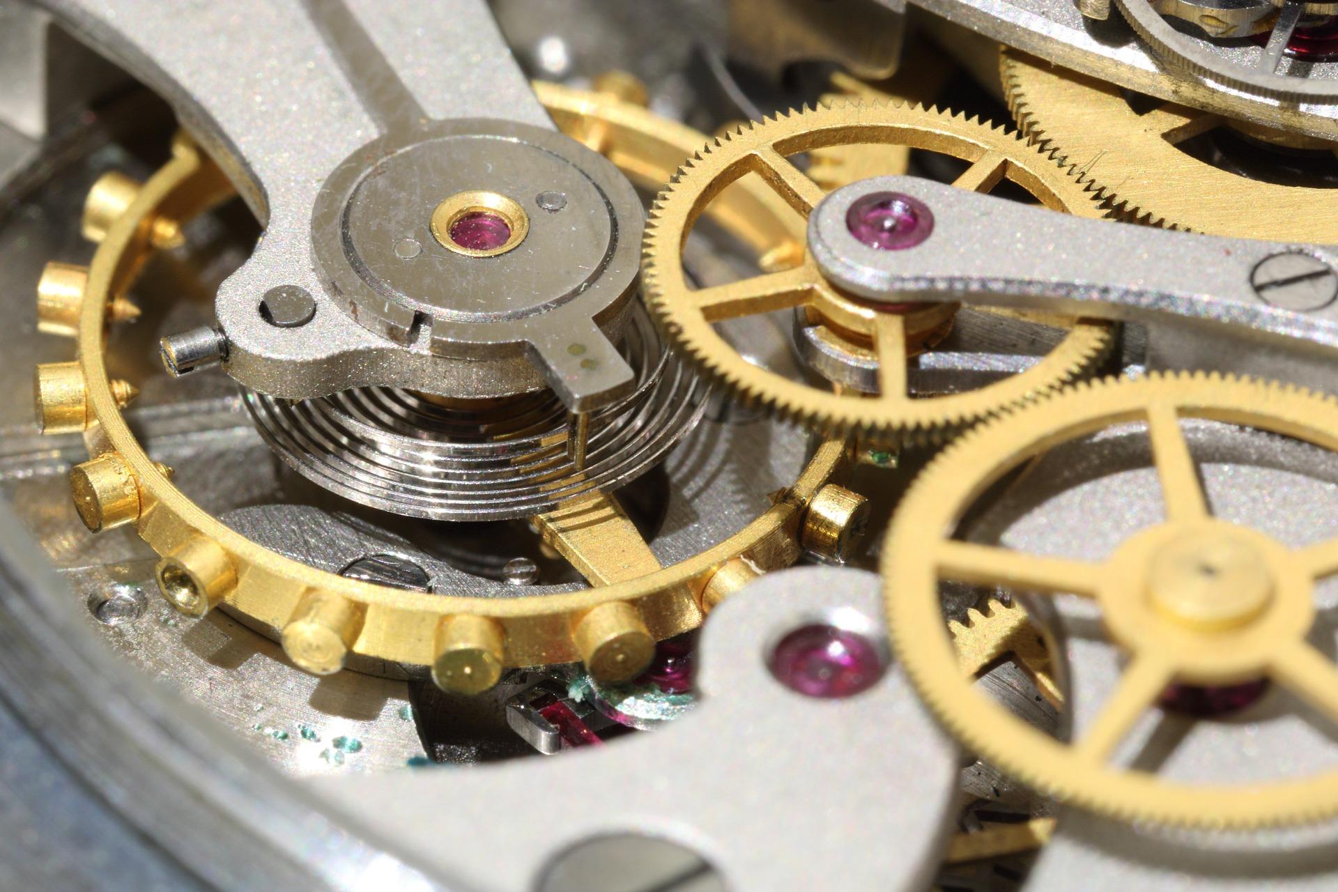 Réparation Horlogerie